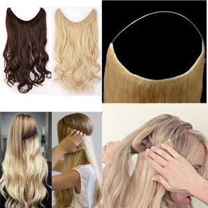 Blonde Secret Extension